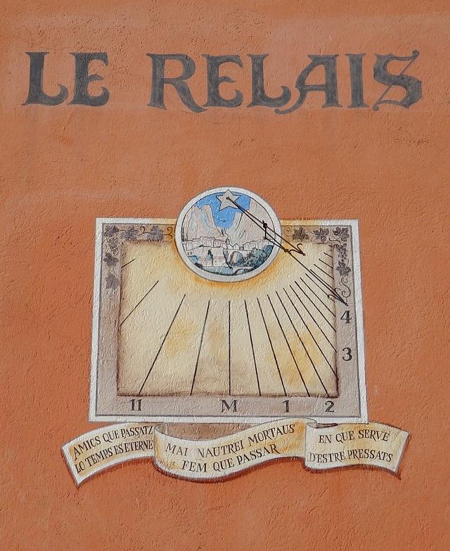 15-sundial provence france