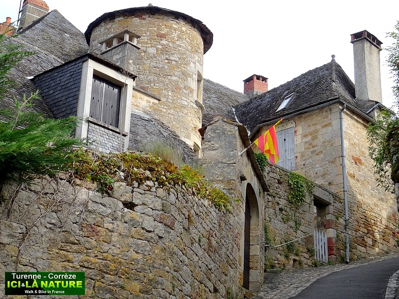 37- vieux village perigord correze