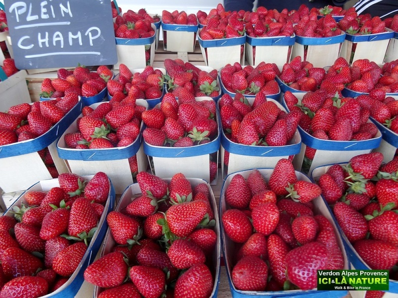 57-day market in provence