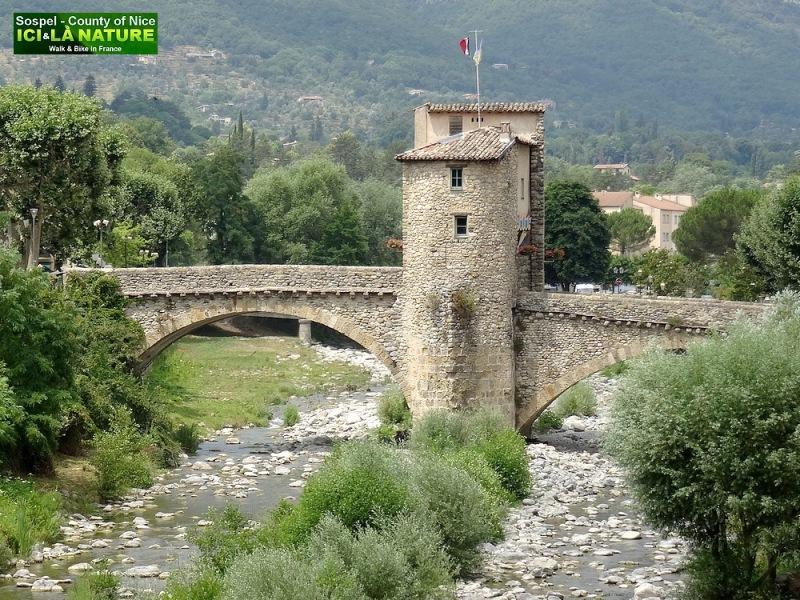 04-OLD ROMAN BRIDGE ALPS PROVENCE