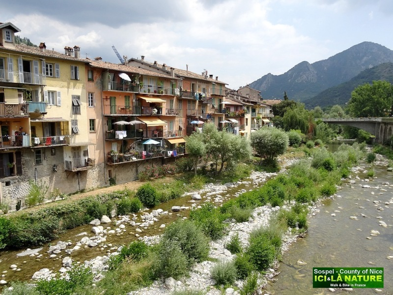 12-village mountain around nice