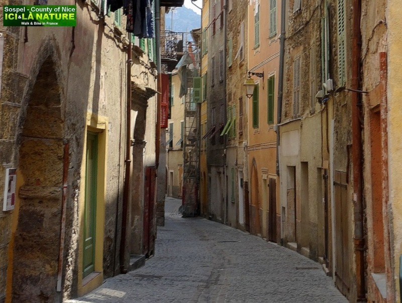 14-mountain village around nice menton