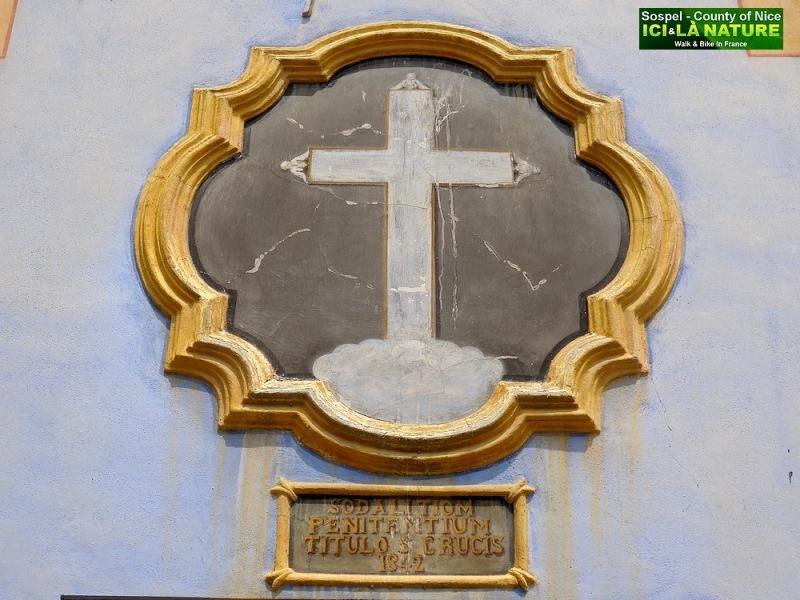 20- provence crucifix