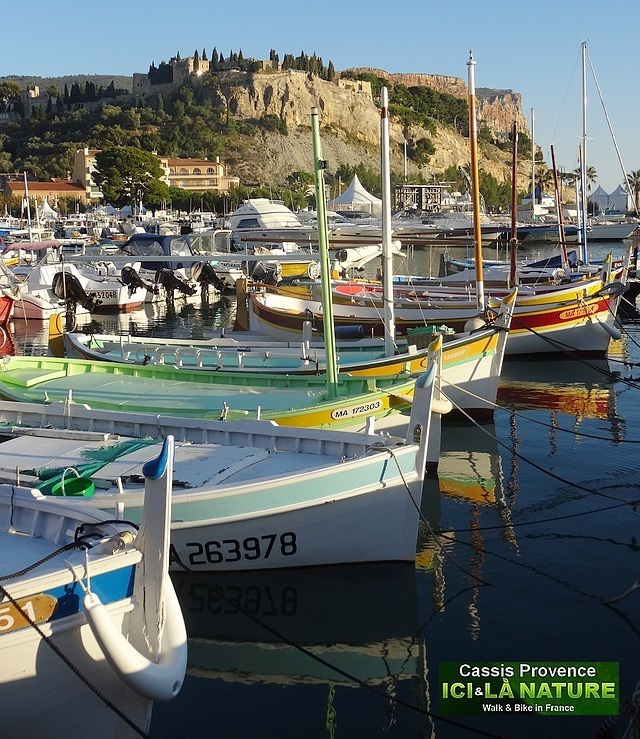 26- walk in cassis