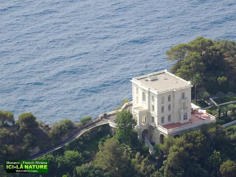 19-white house in monaco