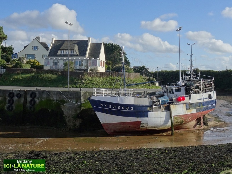 35-little charming harbour brittany