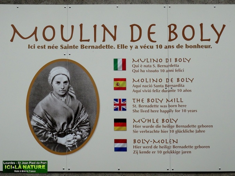 25-where is born bernadette soubirous
