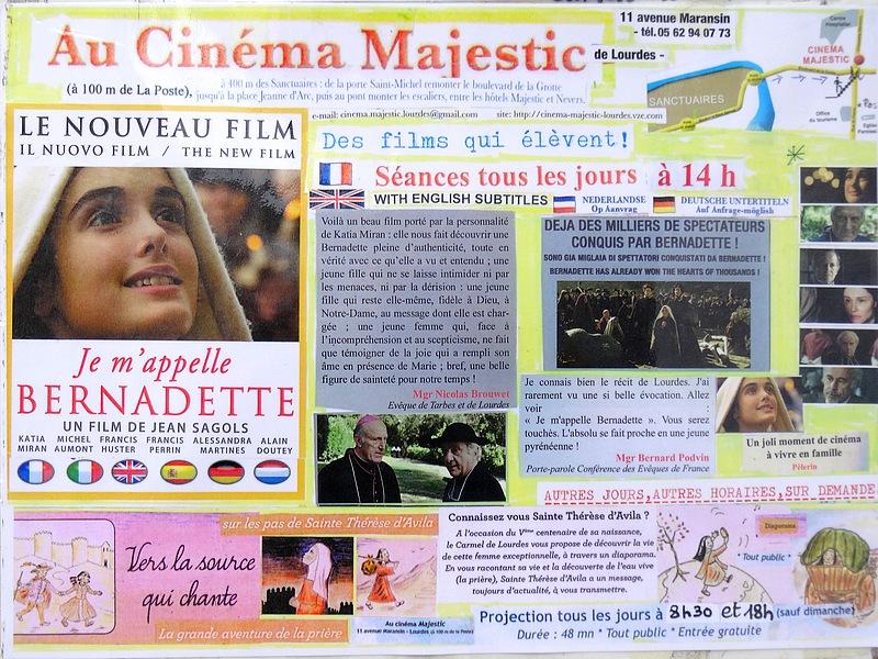 39-my name is bernadette lourdes majestic