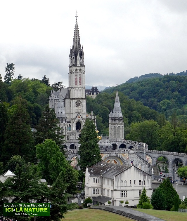 45-photo lourdes basilica