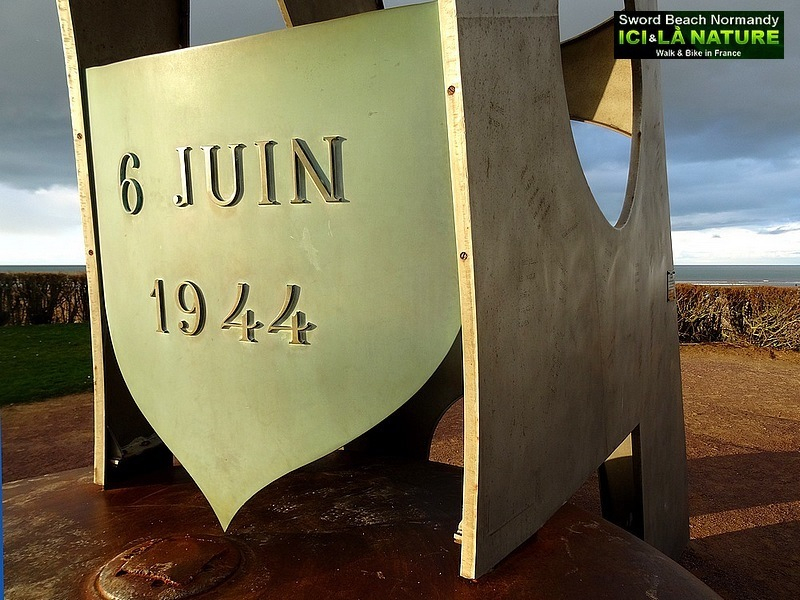 24-BRITISH LANDING SECTOR 1944 OUISTREHAM