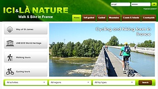 CYCLING AND HIKING TOURS IN FRANCE