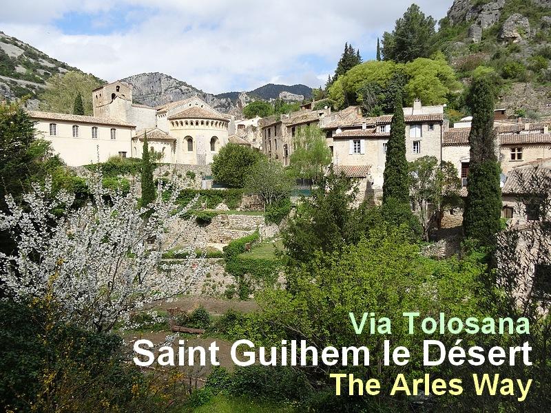 the Arles way via tolosana