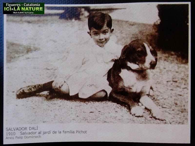 05-dali child enfant