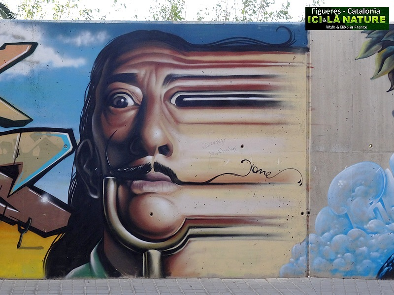 31-dali street art in spain