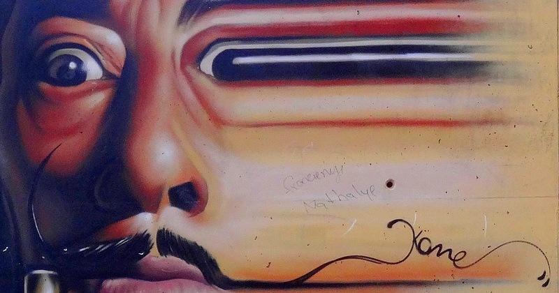32-dali street art in spain