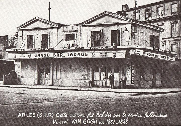 63-ARLES VAN GOGH 1887-1888 ARLES