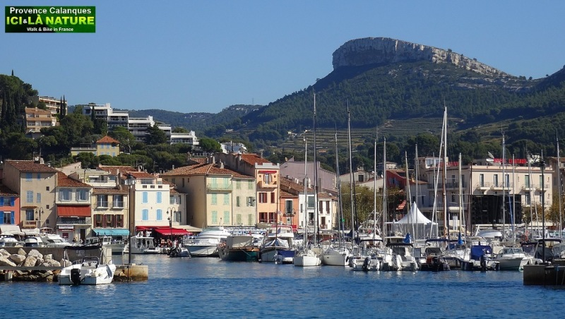 35-port of cassis provence