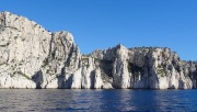 Calanques-creeks of Cassis