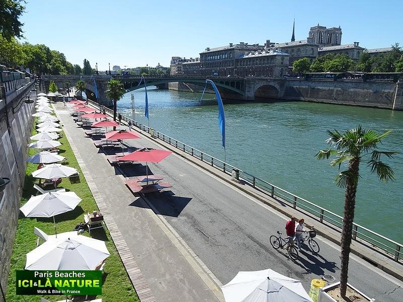 02-paris walking seine river