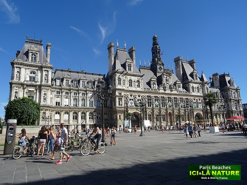 17- the hotel de ville paris