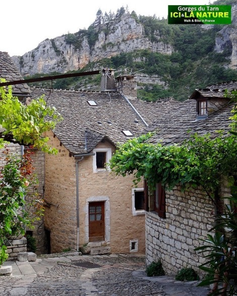 16-most-beautiful-village-in-france-sainte-enimie