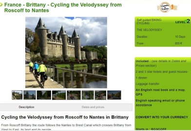 1-cycling tour Roscoff Nantes