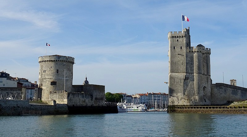 France – Atlantic Coast : La Rochelle , belle and rebelle…. – 30 photos