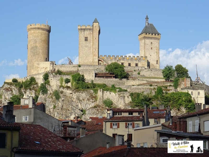 02-walk and bike the camino cathars castles trip