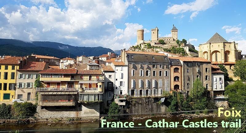 cathar castles trail foix