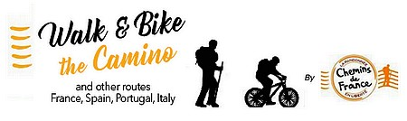 walk bike camino walking holidays france